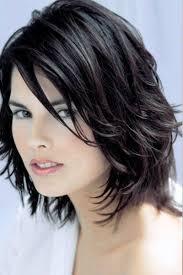 Frisuren Halblanges Haar die besten 25 schulterlanges haar ideen auf medium