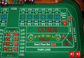 Craps Table Odds Craps Table Layout Online Craps Play Craps Online