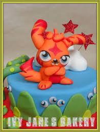moshi monsters cake katsuma karen thorn flickr