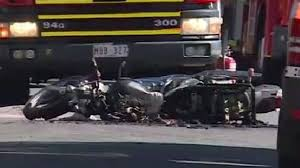 british motorcyclist killed in australia after horrifying u0027hit and