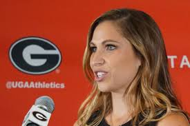 Resume Uga Courtney Kupets Carter Is The New Head Gym Dog Dawg Sports