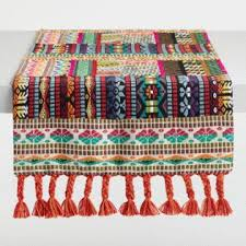 Mexican Table Runner Table Linens Tablecloths Placemats Napkins World Market