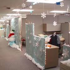 Cubicle Decoration For Christmas by Top 5 Christmas And Office Party Ideas Pinterest Pinboards