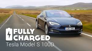 tesla model s 100d fully charged youtube
