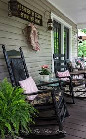 7 reasons we love this delightful country porch rocking chairs