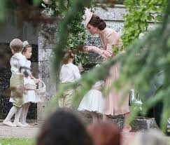 Pippa Wedding Why Did Prince George Get Told Off At Pippa Middleton U0027s Wedding By