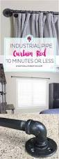 Putting Curtain Rods Up Best 25 Curtain Rods Ideas On Pinterest Window Curtains