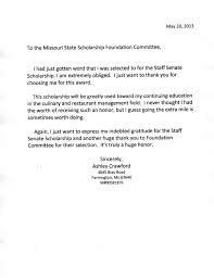 thank you letter for college recommendation choice image letter