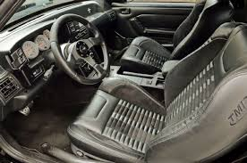 Fox Body Black Interior Scott Hartrick U0027s 1988 Gt Is So Much More Than Just Your Usual