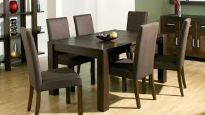 oak dining room furniture sets dining dark oak dining table and chairs awesome wooden european