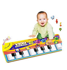 Baby Carpet Amazon Com Eyourhappy Baby U0027s Touch Play Keyboard Musical Singing
