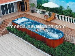 endless lap pool mexda 5 8 swimming endless pool with massage model ws s08m buy