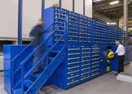Stanley Vidmar Cabinet Locks Modern Vidmar Cabinet With Heavy Duty Slider Bed Power Conveyor