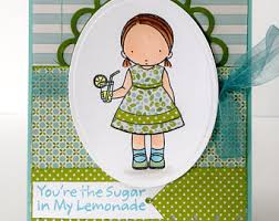 popsicle card handmade card summer birthday card childrens