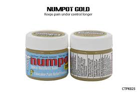 cosmetic tattoo numbing cream numpot gold permanent makeup numbing cream tattoo 5 ointment pain