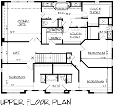 apartments 3 story building plans Story House Plan And Elevation