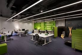 Office Decorating Ideas Computer Parts Interior Design Concept Theme - Interior design theme ideas