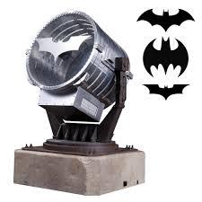 photo prop batman bat signal prop replica dc shop