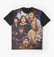 Halloween T Shirts by Roseanne Halloween