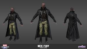Nick Fury Halloween Costume Mhbugle Enjin Friday Update Posted Test Center