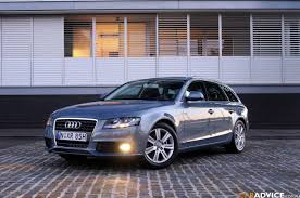 2008 audi a4 avant launched photos 1 of 8