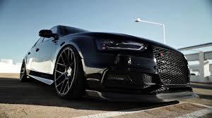audi a4 matte black vader 2014 audi s4 stance sc 8 wheels scp matte black clear