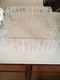 bling cake stand plain ideas diy wedding cake stand chic idea best 25 stands on