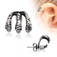 earrings for cartilage best 25 cartilage earrings ideas on helix earrings