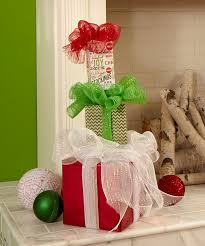 floracraft stacked gifts décor christmas craft moore