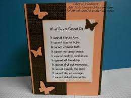 cancer cards cheryl dust ster cancer can t cards