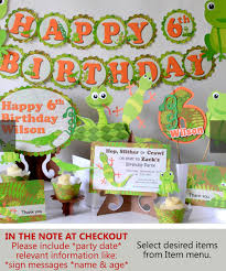 frog themed baby shower reptile party reptile birthday decorations snake lizard