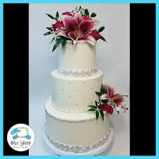 buttercream wedding cakes blue sheep bake shop somerville nj
