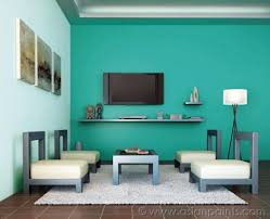 color combination with light green for highlight wall including