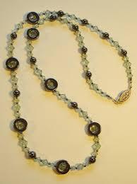 swarovski crystal necklace design images 293 changing swarovski crystal and hematite necklace susan j jpg