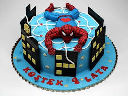 9 best spiderman birthday cake images on pinterest