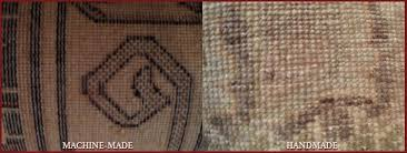 How To Make Handmade Rugs Quick Tip Handmade Or Machine Made U2013 Main Street Oriental Rugs