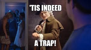 Its A Trap Meme - it s a trap social smoking is smoking truth皰 video
