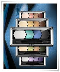 maybelline eye studio color plush silk eyeshadow palettes review