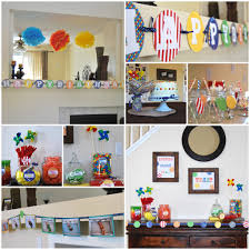 Picnic Decorations Birthday Decorations For Boy Image Inspiration Of Cake And