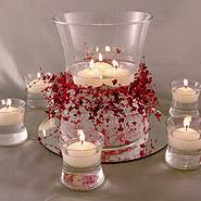 candle centerpieces ideas cylinder candle centerpieces for receptions hourglass votives