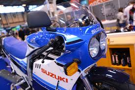 a closer look at suzuki u0027s vintage parts programme