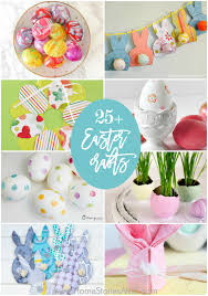 homemade easter decorations for the home 25 easy easter crafts and easter home decor crafts home stories