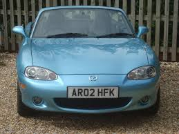 mazda for sale uk used 2002 mazda mx 5 1 8i auto for sale in peacehaven east sussex