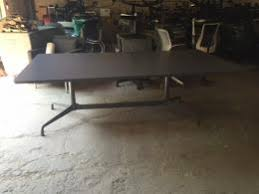 herman miller round conference table used herman miller office tables furniturefinders