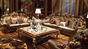 luxury livingrooms genevieve luxury living room sofa set traditional living room
