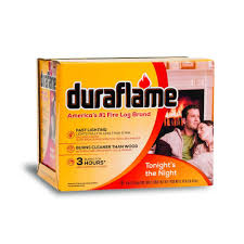 duraflame 5 lb fire log 9 pack 00927 the home depot