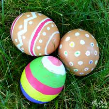 Easter Decorations To Color by How To Color Natural Brown Eggs For Easter Rhythms Of Play