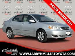 lexus murray utah used 2007 toyota corolla le for sale in murray ut 1nxbr32e77z903446