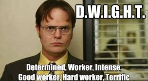 The Office Meme - dwight funny the office meme