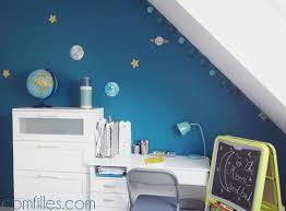decoration chambre garcon déco de chambre enfant un univers de planètes pour petit garçon